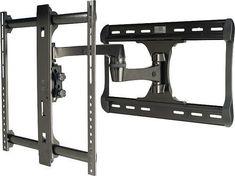 sanus full motion tv wall mount for most 37 65 flat - Sanus Full Motion Tv Wandhalterung