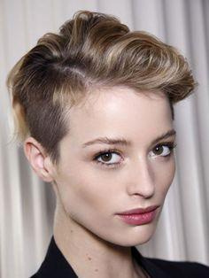 2014 Short Hair Trends