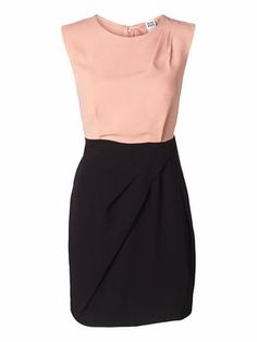 @Veronica MODA #Graphic #party  MISHA SHORT DRESS, Rose Dawn, main