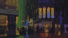 Blade Runner concept artist, design-fiction guru – Syd Mead | Graphicine