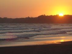 Ocaso, Playa El Cuco, San Miguel, El Salvador