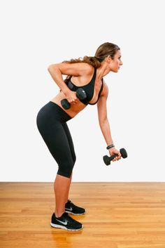Exercise Five: Alternating Big Row