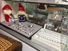 The 50% off case at Gemstone Creations has many great bargains with discontinued or one of a kind items.