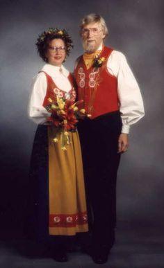 Traditional Swedish clothing