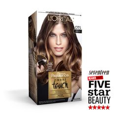 Loreal paris superior preference ombre touch hair color ot4 dark preference ombr touch highlights special effects by loreal paris hair color pmusecretfo Images