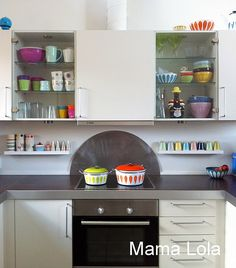 Endnu et køkken i lækre farver