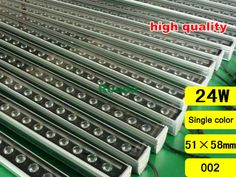 24w dmx wall washer,outdoor dmx led wall washer light taiwan led chips Epistar 110-120lm/w high quality 10pcs/lot