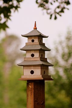 chinese birdhouse | Flickr