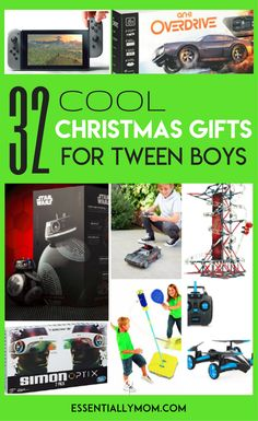 Xmas gifts for boys age 12
