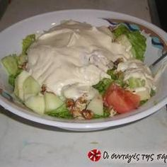 Δροσερή light σαλάτα συνταγή από ΚΑΡΜΕΝ - Cookpad Potato Salad, Potatoes, Cooking, Ethnic Recipes, Food, Cucina, Potato, Kochen, Essen