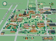southwestern michigan college campus map 8 Best Campus Map Images Campus Map Map Campus