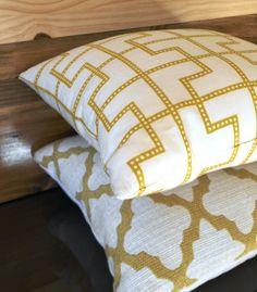 Decorative+pillow+Designer+pillow+Bleeker+by+by+pillowflightpdx,+$38.00
