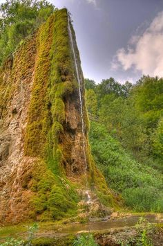 "This waterfall is one of the most beautiful in Europe. It is 780 meters above sea level, in the Kucaj Mountains, in the eastern side of Serbia. It is called Prskalo Waterfall, which can be translated as ""spatter"" or ""splashed""."