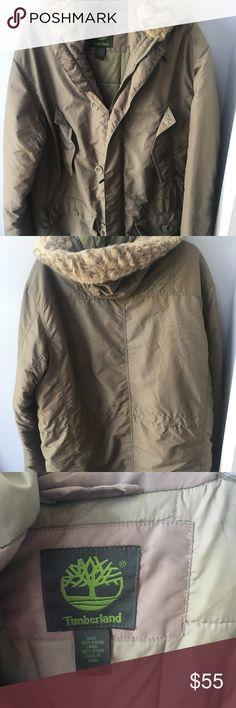 Parka Timberland Men's Warm Coat size Large Parka Timberland Men's Warm Coat size Large Excellent Condition. Timberland Jackets & Coats