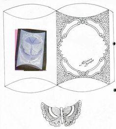 Modelos de caixas - Aurora Barenco - Λευκώματα Iστού Picasa