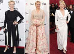 It's Valentino's 84th Birthday! See 7 Celebrities Who Adore His Designs - Meryl Streep  - from InStyle.com