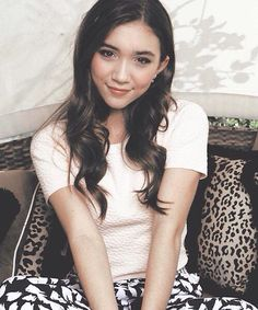 Rowan Blanchard)) Hey I'm Alana !! I'm 15 years old and I have four sisters and one brother! I love them the moon and back a thousand times! My best friend is Natalie   ( sabriana carpenter. Someone be her) She lives with us!! Her parents died in a car accident! We are form Australia! I love modeling and surfing