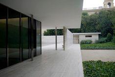 Mies van der Rohe à Barcelone - Pavillon allemand pour l'exposition universelle de 1929