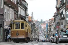 Going down in Porto by Joao Reis  #grey #portugal #amazing #oporto #beautiful #street #strange