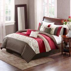 Home Classics Catherine 7-pc. Comforter Set