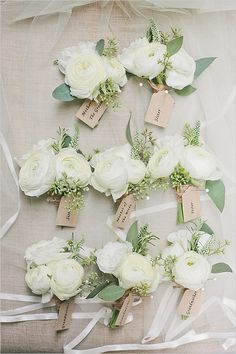 simple and perfect corsages & bout's