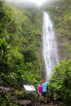 Waimoku Falls - Maui, Hawaii - Road to Hana