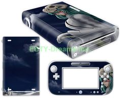 EBTY-Dreams Inc. - Nintendo Wii U - Bleach Anime Girl Neliel Tu Odelschwanck Nel Vinyl Skin Sticker Decal Protector