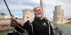"""Paul Watson à La Rochelle  : """"J'ai toujours été raisonnable"""""""