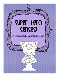 This is a simple one day lesson on the 5 senses. This unit includes:-5 Senses handout-Center/station ideas for each sense-Labeling the senses...