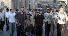 Israeli settlers stab Palestinian boy in Al-Khalil
