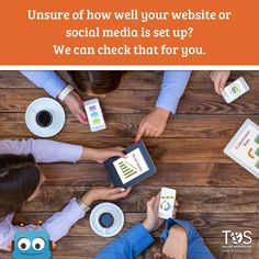 Concerned you may not be getting the most out of your website or social media? A review or an audit can help. #onlinemarketing #digitalmarketing #marketingonline #digitalmarketingagency Online Marketing Services, Social Media Services, Seo Services, Website, Tips, Advice