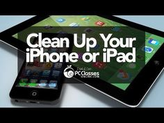Clean Your iPhone and iPad - YouTube