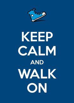 Walk to Cure Diabetes!!!