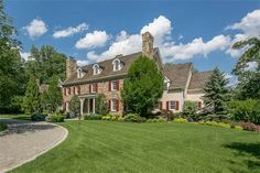 Single Family Home for Sale at Exquisite Colonial Home 42 Kennedy Lane Harding Township, New Jersey, 07976 United States