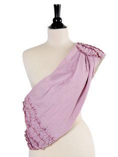 ruffled sling, Bessie Heirloom Sling $59
