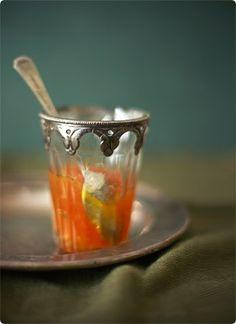 Mandarin jam (not marmalade)