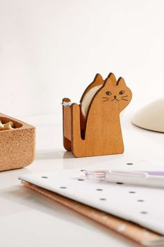 Kitty Tape Dispenser - Urban Outfitters