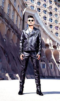 Punk, How To Wear, Leather, Style, Fashion, Swag, Moda, Fashion Styles, Punk Rock