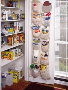 Keeping your pantry organized can help turn your kitchen into a more functional, efficient space.