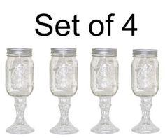 funny redneck wine glasses
