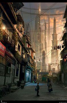 """Urban Sun"" by mvn-78"