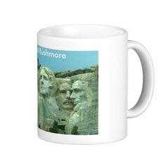 Mt Rushmore Mug