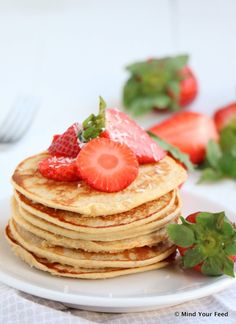 Quick Healthy Breakfast Ideas & Recipe for Busy Mornings Low Carb Breakfast, Best Breakfast, Breakfast Recipes, Dessert Recipes, Breakfast Ideas, Healthy Baking, Healthy Desserts, Healthy Recipes, Tefal Snack Collection