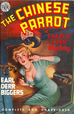 """""""The Chinese Parrot"""" 