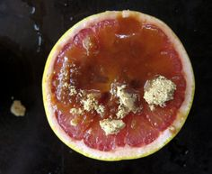 Grapefruit Ginger Brulee by you can count on me, via Flickr
