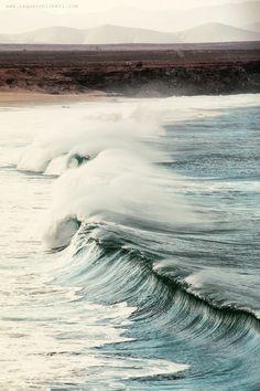 Ocean, waves   #smoothestdayever