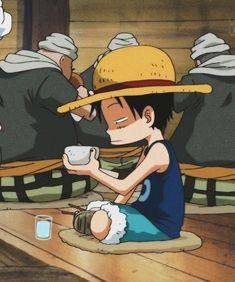 Manga Anime One Piece, Me Anime, Anime Chibi, Otaku Anime, One Piece Funny, One Piece Ace, One Piece Comic, Vintage Cartoon, Cartoon Art