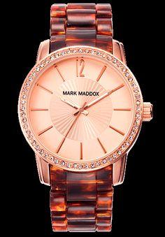 ¡Chollo! Reloj Mark Maddox Street Style MP3004-99 por sólo 27.50 euros.