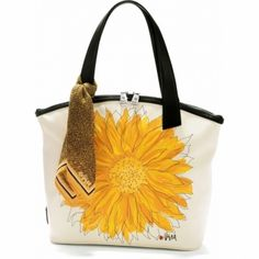 Sunflower Satchel available at #BrightonCollectibles