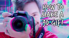 How to make a 3D gif | Do Try This At Home | At-Bristol Science Centre